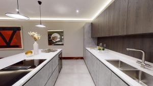 Rutland Mews Kitchen Interior Photography - Swift Aspect